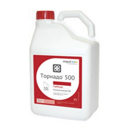 Торнадо 500, гербицид сплошного действия, 10 л, фото 2