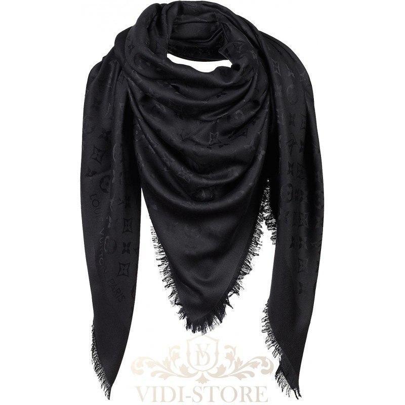 Платок Louis Vuitton черный - RUUM Интернет магазин аксессуаров. Прямой  поставщик от фабрик Китая в 1a7110c9ba4
