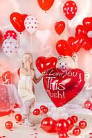 """Фотосессия ко Дню святого Валентина """"Воздушное настроение"""" г. Полтава 1"""