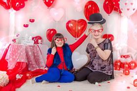 """Фотосессия ко Дню святого Валентина """"Воздушное настроение"""" г. Полтава 4"""