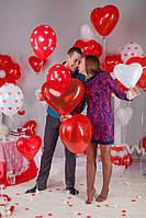 """Фотосессия ко Дню святого Валентина """"Воздушное настроение"""" г. Полтава 6"""
