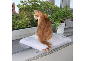 Лежак для кошки TRIXIE на подоконник, 51х36см