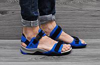 Босоножки мужские adidas адидас Adilette Sandal синие