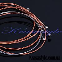 Гитарные струны Бронза 150XL + 3 Медиатора в подарок, фото 1