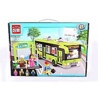Конструктор Brick Автобусная остановка 420 деталей (1121)