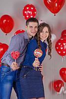 """Фотосессия ко Дню святого Валентина """"Воздушное настроение"""" г. Полтава 10"""