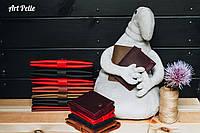 Кошельки, портмоне из натуральной кожи ручной работы