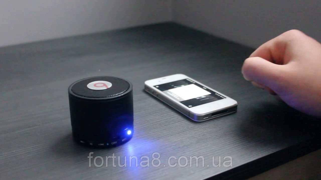 Портативная bluetooth колонка MP3 плеер