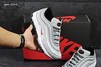 Мужские Кроссовки  Nike Air Max 97 код 2844 серые