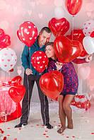 """Фотосессия ко Дню святого Валентина """"Воздушное настроение"""" г. Полтава 13"""
