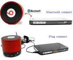 Портативная bluetooth колонка MP3 плеер, фото 2