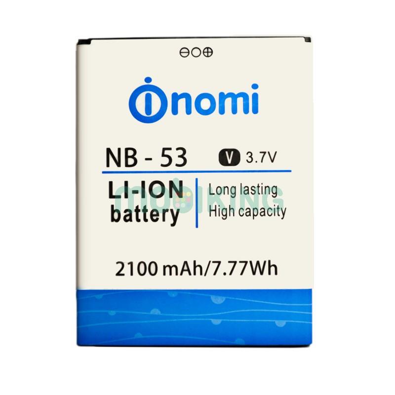 Оригинальная батарея на Nomi i502 (NB-53) для мобильного телефона, аккумулятор для смартфона.