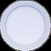 Светодиодный потолочный светильник 6W (Круглый)
