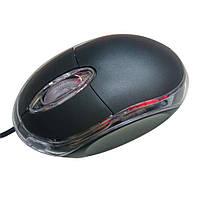 Оптическая проводная компьютерная мини-мышка