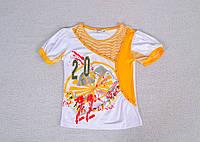 Детская футболка для девочки , фото 1