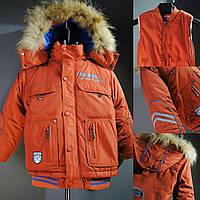 Зимняя детская куртка оптом