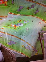 """Детские постельные комплекты """"Агусик"""" 100% хлопок"""