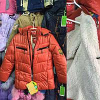 Детская куртка мальчик зима оптом