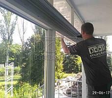 Автоматические двери Cuppon, ДЮСШ (г. Покровск) 29.06.2017 3