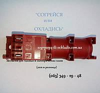 Блок розжига для газовых плит (толстый, подходит для плит Indesit) 4 контакта. код товара:7013