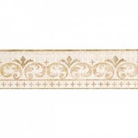 CNF.CLEAR IVORY плитка фриз 10*33