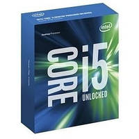 Процессор Intel Core i5 6600K 3.5GHz (6mb, Skylake, 91W, S1151) Box (BX80662I56600K) no cooler