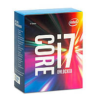 Процессор Intel Core i7 6800K 3.4GHz (15MB, Broadwell, 140W, S2011-3) Box (BX80671I76800K) no cooler