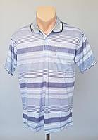 Мужская футболка-поло больших размеров