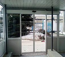 Автоматические двери Cuppon. Детский реабилитационный центр (г. Николаев) 16.01.2017 25