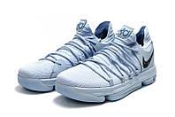 Детские баскетбольные кроссовки Nike KD10 (Light Blue), фото 1