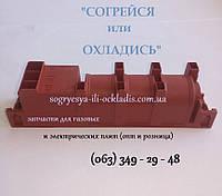 Блок розжига для газовых плит(универсальный,тонкий) 6 контактов. код товара:7031