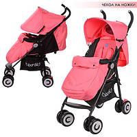 Детская прогулочная коляска M 3458-3