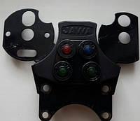 ЯВА Панель приборов (Вставка в панель приборов для ламп) с металлическим креплением (шт)