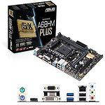 ASUS A68HM-PLUS FM2+ , A68, 2xD DR3, VGA-DVI-HDMI, mATX