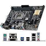 ASUS H110M-K Intel H110, S-1151, 2*DDR4, PCIex16x, DVI, USB 3.0, Audio 8ch, Lan Giga