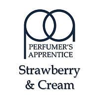 Ароматизатор TPA Strawberry & Cream (Клубника со сливками) 5 мл.