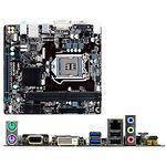GIGABYTE GA-H110M-S2V Intel H110, S-1151, 2*DDR4, PCIex16x, DVI, USB 3.0, Audio 8ch, Lan Giga