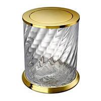 Spiral Ведро с крышкой, золото