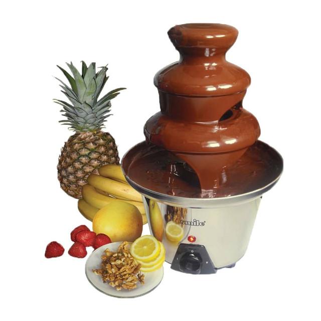 Шоколадный фонтан, комплектация и назначение