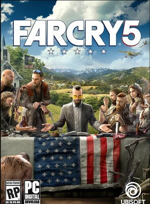 Far Cry 5 (PC) Электронный ключ