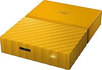 HDD 2TB USB 3.0 2.5 WD My Passport Yellow WDBYFT0020BYL-WESN