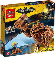 Конструктор Lepin 07050 Атака Глиноликого - аналог лего 70904 Бэтмен муви, 458 дет.