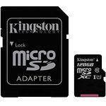 MicroSD XC 128 GB Kingston Class 10 UHS-I (SDC10G2/128GB)