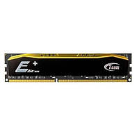 Модуль памяти DDR3 4GB/1600 Team Elite Plus Black (TPD34G1600HC1101)