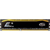 Модуль памяти DDR3 8GB/1600 Team Elite Plus Black (TPD38G1600HC1101)