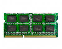 Модуль памяти SO-DIMM 4GB/1600 DDR3 Team (TED34G1600C11-S01)