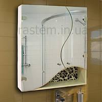"""Зеркальный шкафчик для ванной комнаты м""""854"""""""
