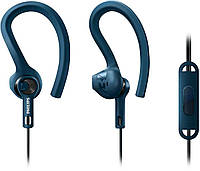 Наушники с микрофоном проводные Philips SHQ1405