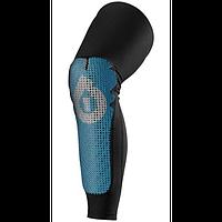 Защита колено/голень 661 RHYTHM KNEE BLACK/CYAN XL