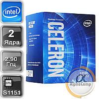 Процессор Intel Celeron G3930 (2×2.90GHz/2Mb/s1151) BOX